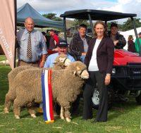 2011 Winning Pairs at Burra